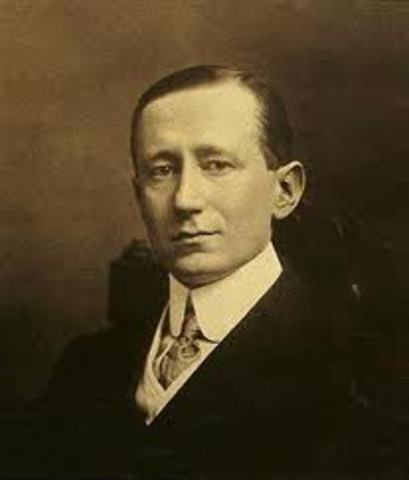 Guillermo Marconi,