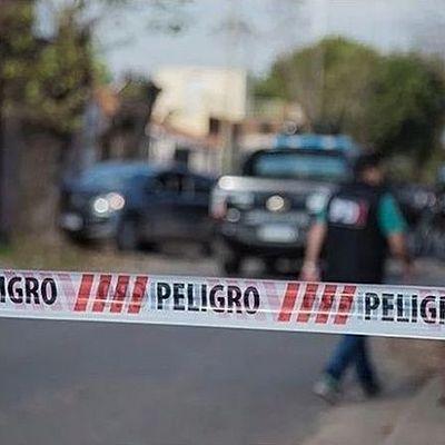 Homicidios Rosario timeline