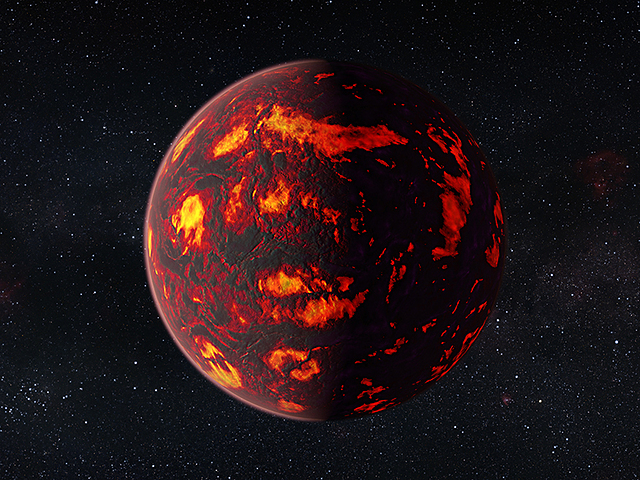 The Great Ball of Fire