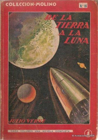 De la Terra a la Lluna – Jules Verne