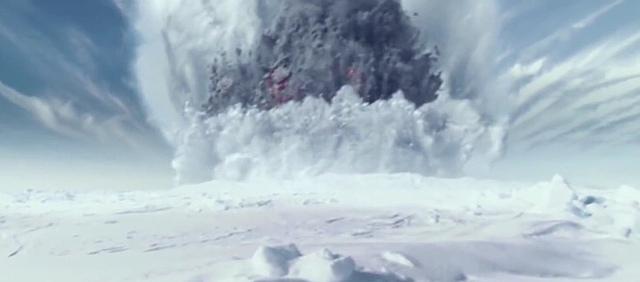Volcanism Destroys
