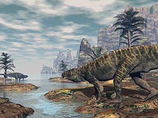 Mesozoic Era: Triassic Period