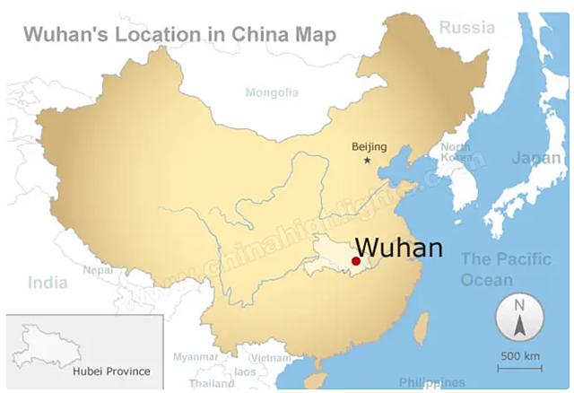 Transmission: Patient in Wuhan