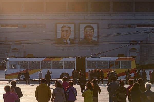 Containment: North Korea