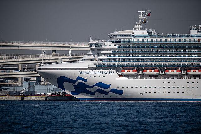 Transmission: Japan Cruise Ship