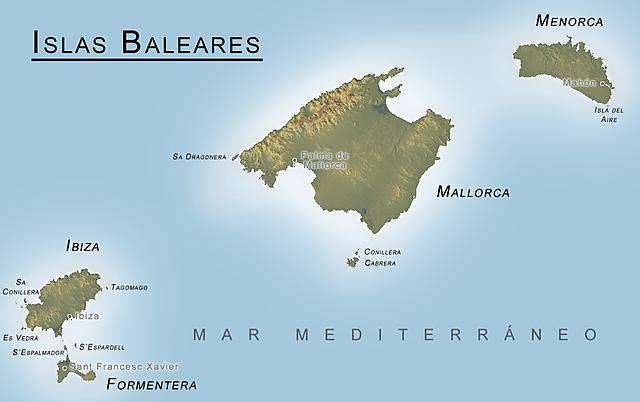 Conquista de les Illes balears