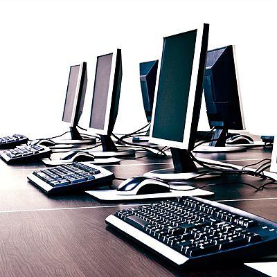 La evolución de las computadoras timeline