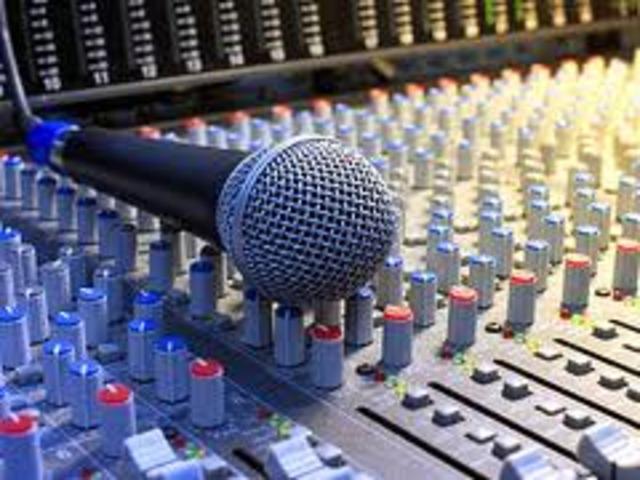 grabación de audio y video
