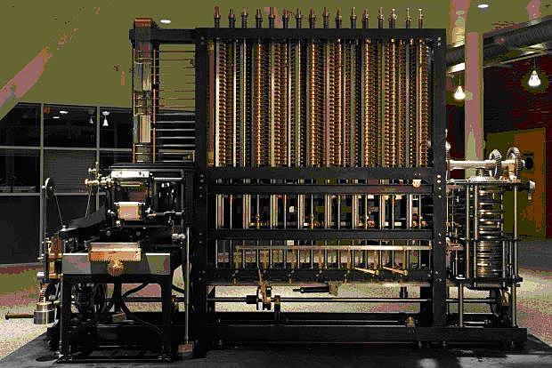Maquina Analítica (1,816 D.C.)