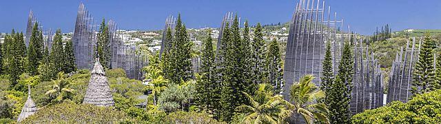 """Prof - Intégration / Rupture / Renzo Piano: """"Centre culturel Tjibaou"""" (Architecture. Centre culturel en périphérie de Nouméa, en Nouvelle-Calédonie)"""