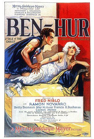 """""""Ben - Hur: a tale of the Christ"""" (BEN - HUR: EL CUENTO DE EL CRISTO)"""