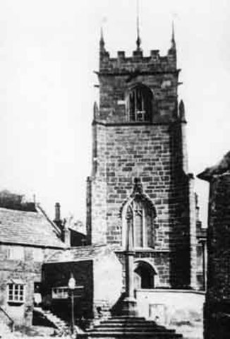 Closure of Burscough Priory by Henry VIII – St Michael's becomes the parish church