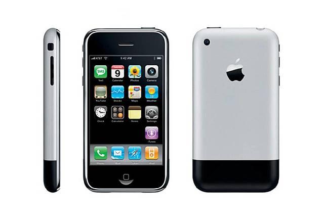 Apple Iphone Edge.
