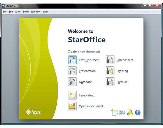 Suite StarOffice