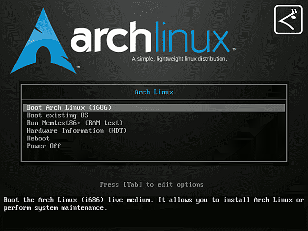 Arch Linux (serie 2.X)