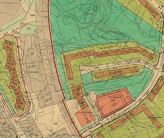 Ändring och utvidgning av stadsplanen