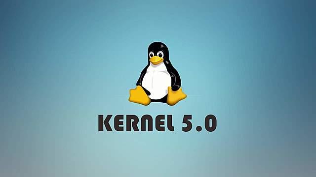 Linux Serie 5.X