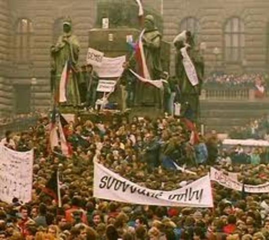 Czechoslovakia Uprising