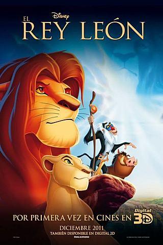 """""""The Lion King"""" (EL REY LEÓN)"""