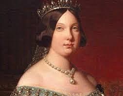 Isabel II d'Espanya es nombrada hereva del tron