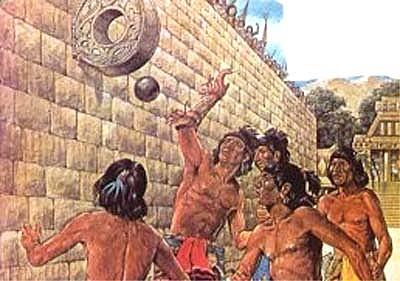Juego de pelota mesoamericano