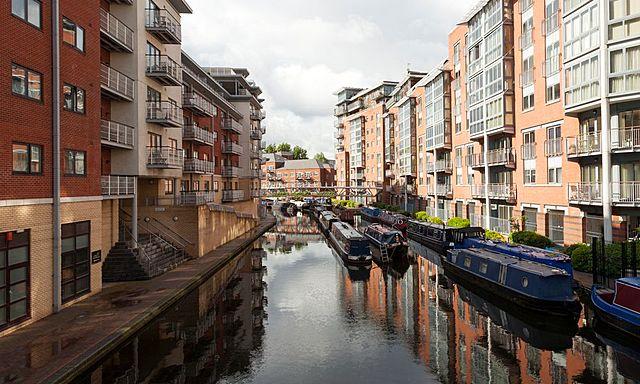 Obra a  Birmingham