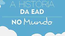 A HISTÓRIA DA EAD NO MUNDO timeline