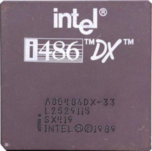 Intel lance le 486
