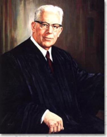 The Warren Court: Criminal Justice Cases