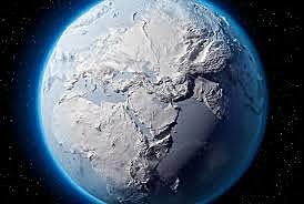 Earth is cooling