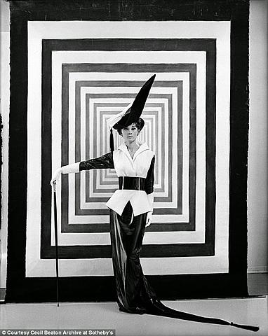 Fotografía de Audrey Hepburn