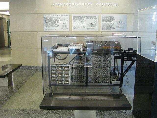 John Atanasoff & Clifford Berry - ABC Computer