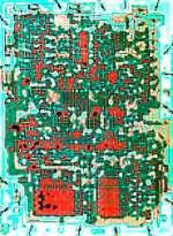 Faggin, Hoff & Mazor - Intel 4004 Computer Microprocessor