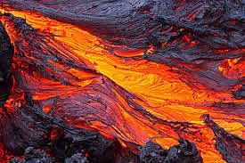 Volcanoes destroyed Earth (again)