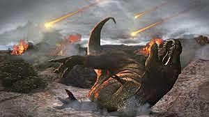 K-T extinction event