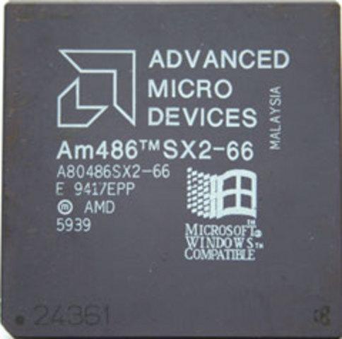 AMD lance l'AM486