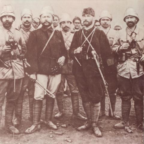 Turkey enters the War
