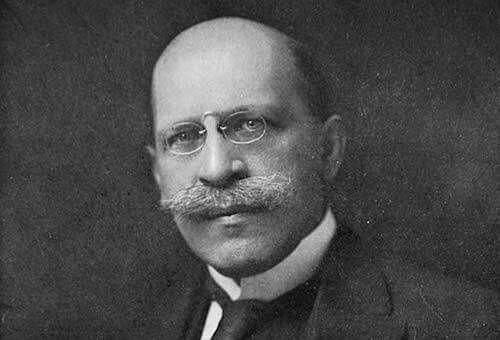1913- Hugo Musterberg