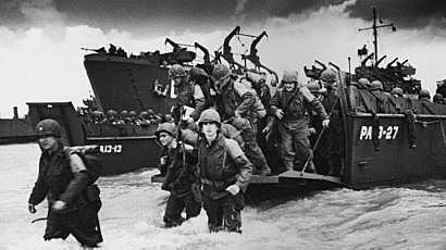 1941- 1945 Segunda guerra mundial