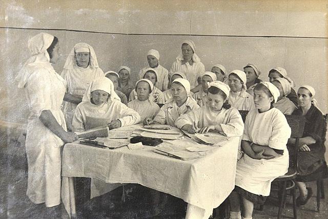 Открытие госпиталей