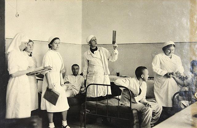 Медики в годы войны