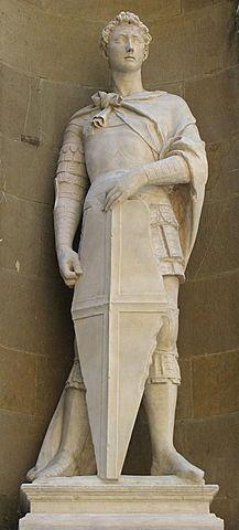 San Jorge - Donatello