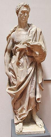 Esculturas en el campanario de la Catedral - Donatello
