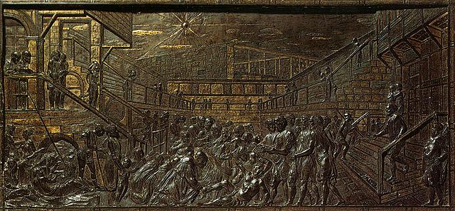 """Altar de Padua"" - Donatello"
