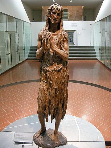 """Santa María Magdalena"" - Donatello"