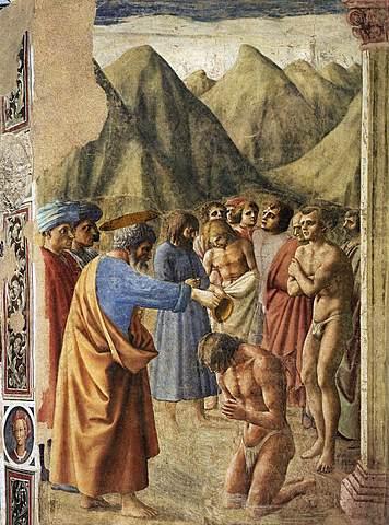 Basílica de Santa María del Carmine -  Florencia - Masaccio