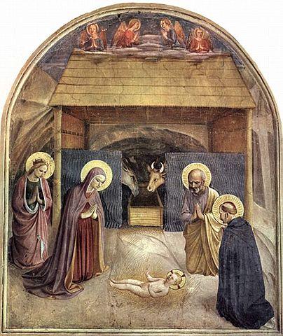 Convento de San Marcos - Fra Angelico