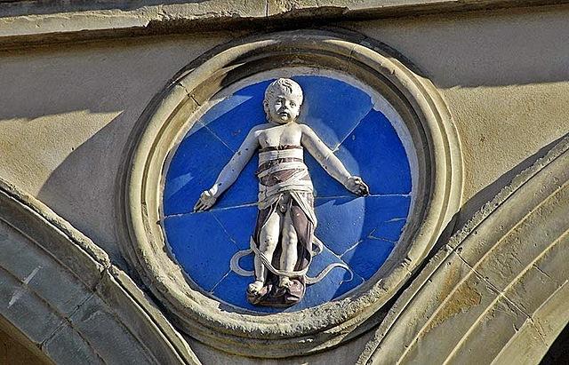 Hospital de los inocentes - Brunelleschi