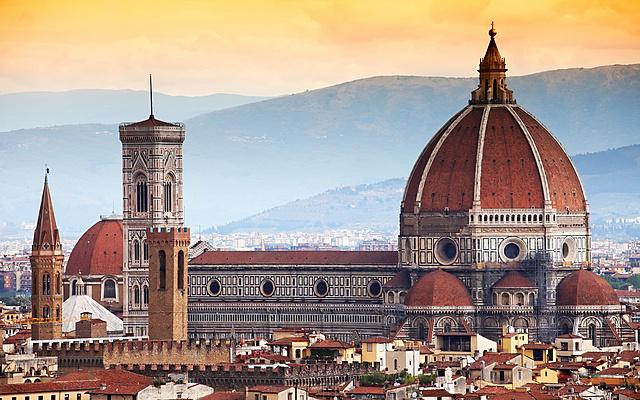 Cúpula Catedra de Florencia - Brunelleschi