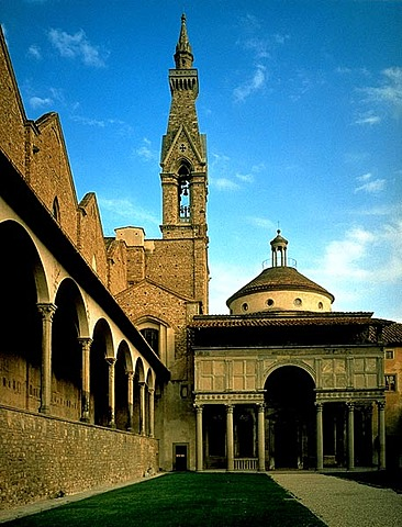 Capilla Pozzi - Brunelleschi